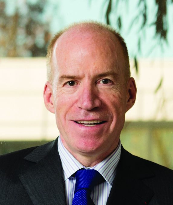 Philippe Berterottière, président directeur général de GTT
