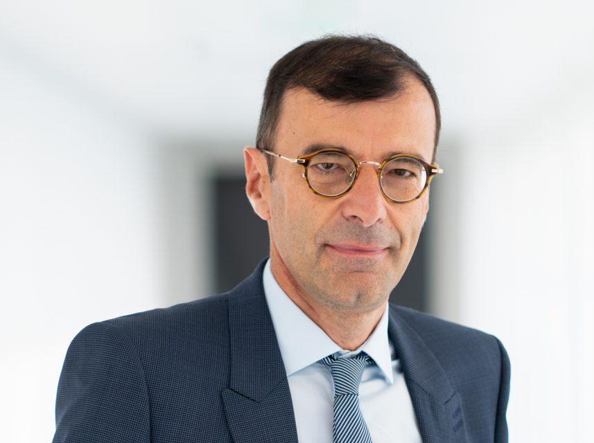 Christian Cassayre, directeur financier d'Eiffage
