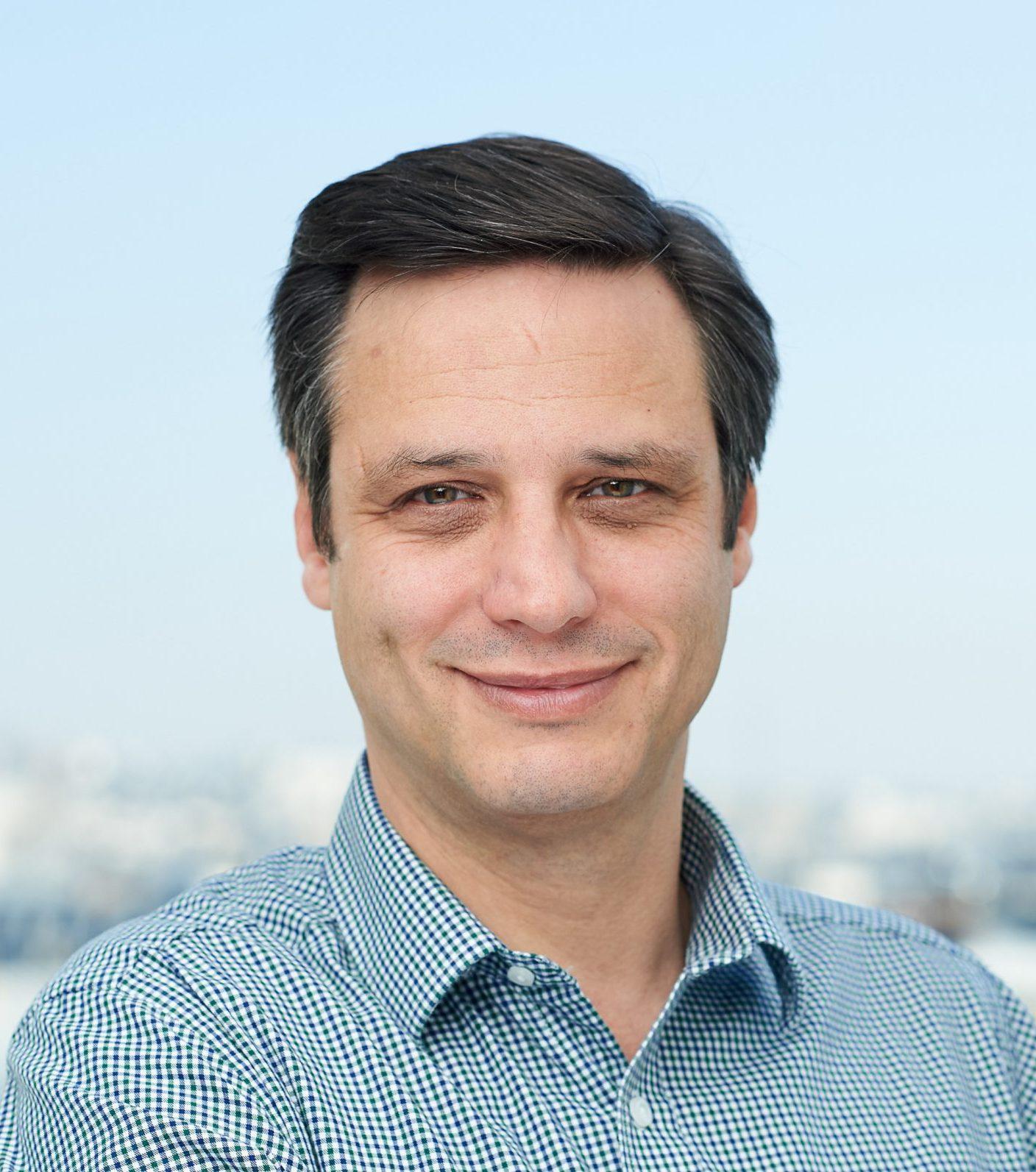Sébastien Clerc, directeur général de Voltalia